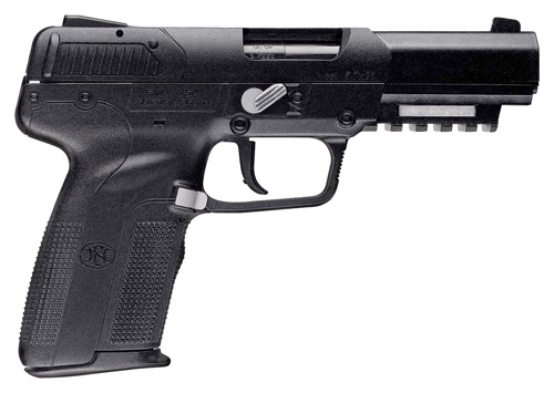FN FIVE SEVEN 5.7X28MM 10RD AS BLK - for sale