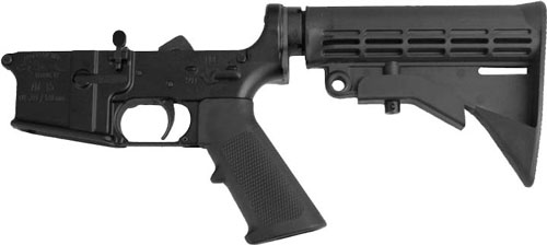 ANDERSON COMPLETE AR-15 LOWER RECEIVER BLACK - for sale