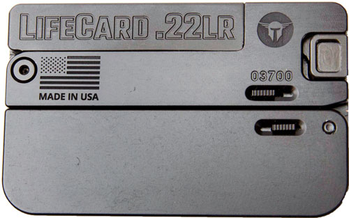 TRAILBLAZER LIFECARD .22WMR SINGLE SHOT BLK - for sale
