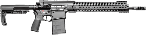 "POF-USA REVOLUTION .308 WIN. 16.5"" 20RD M-LOK BLACK - for sale"