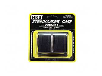 hks products - Double Speedloader - CORDURA DBL SPDLDR CASE BLACK UNIV FIT for sale