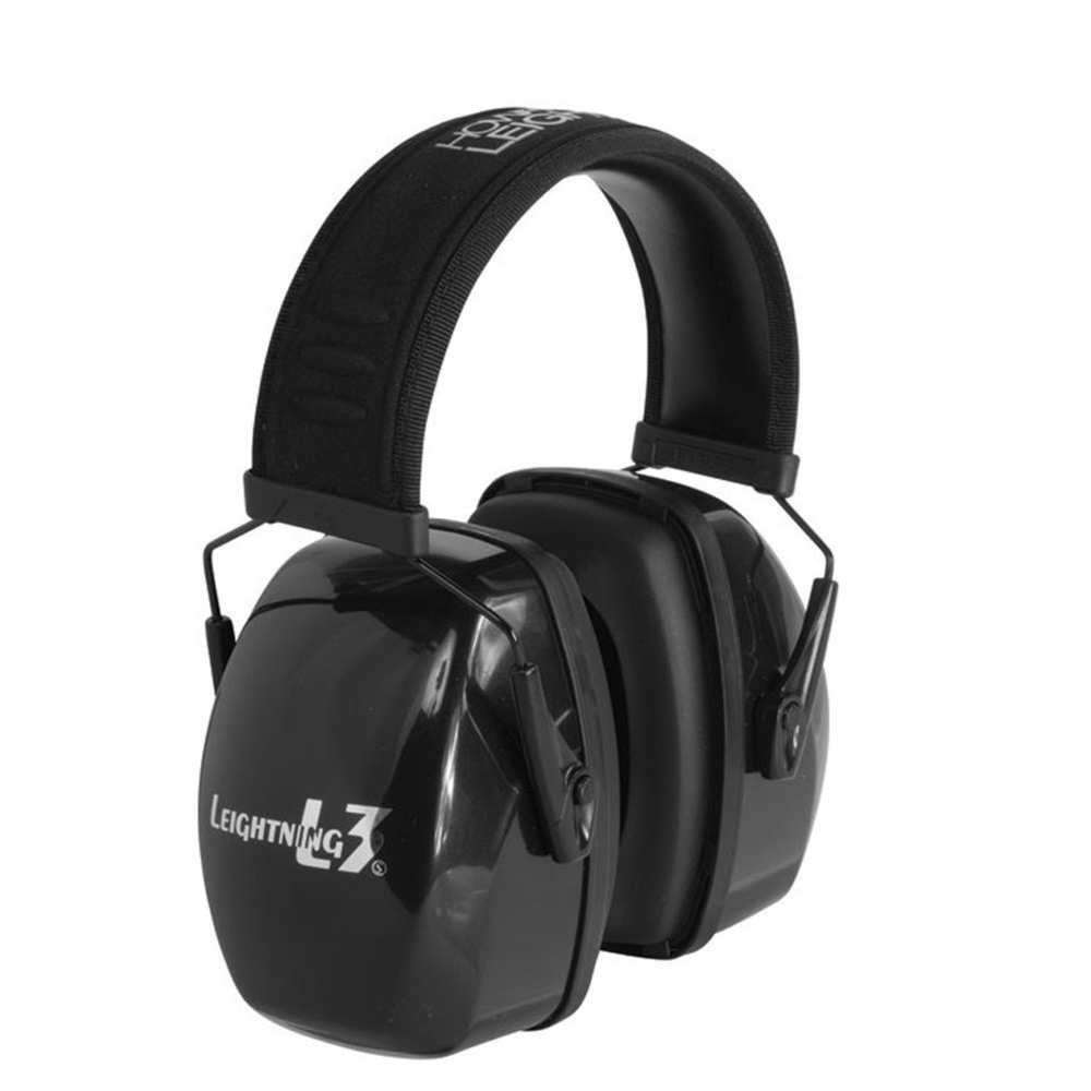 howard leight - Leightning - LEIGHTNING L3 BLK EARMUFF NRR 30 for sale