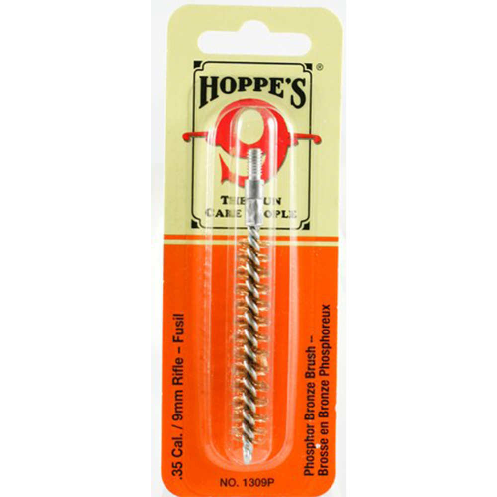 hoppe's - Phosphor Bronze - BRONZE 35 CAL/9MM RIFLE BORE BRUSH for sale