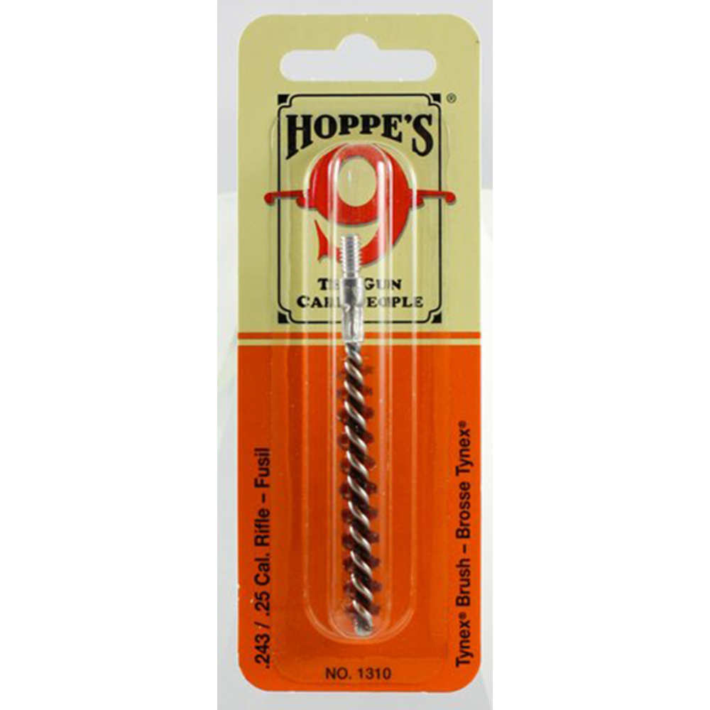 hoppe's - Phosphor Bronze - NYLON 243/25 CAL RIFLE BORE BRUSH for sale