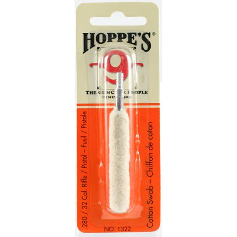 hoppe's - Cleaning Swabs - COTTON 28-32 CAL CLEANING SWAB for sale
