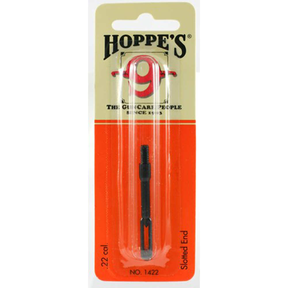 HOPPES 22CAL SLOTTED END - for sale