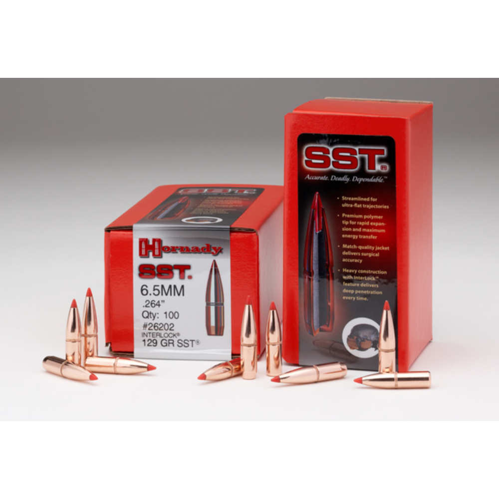 Hornady - SST - 7mm - BULLET 7MM 284 154 GR SST 100/BX for sale