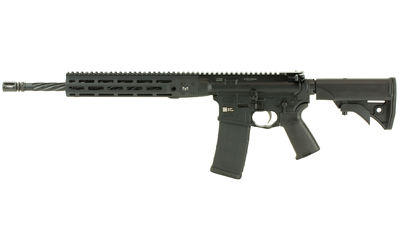 "LWRC DI RIFLE 556NATO 16.1"" MLOK BLK - for sale"
