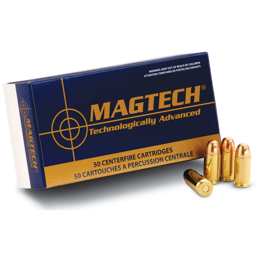 MAGTECH 9MM 124GR FMJ 50/1000 - for sale
