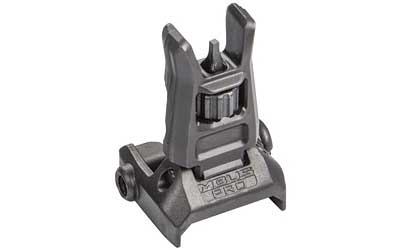 MBUS PRO FRONT SIGHT BLK - for sale