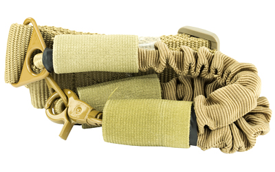 NCSTAR SGL POINT BUNGEE SLING TAN - for sale