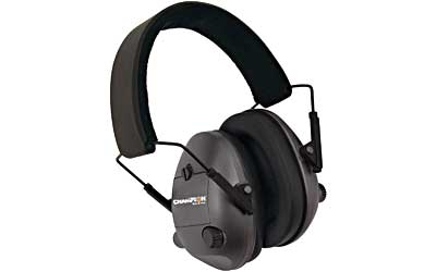 champion - Electronic - EAR MUFFS ELECTRONIC BLACK for sale