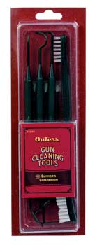 OUTERS GUN CLEANING TOOL SET - for sale