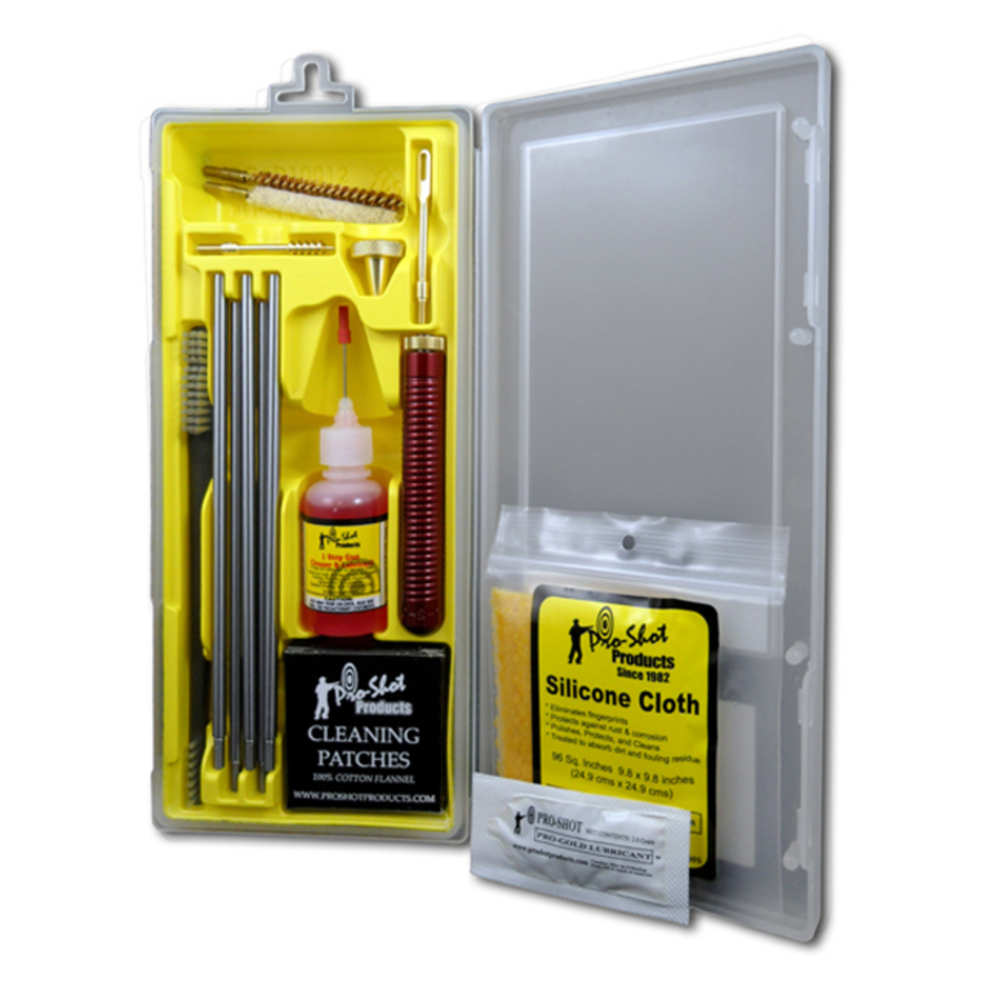pro-shot - Classic Box Kit - CLEANING KIT RFL .22 CAL BOX for sale