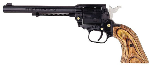 "HERITAGE 22LR ONLY 6.5"" BL W/COCOB - for sale"