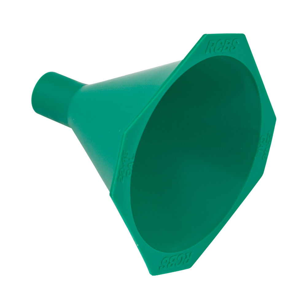 RCBS POWDER FUNNEL .22-.50 CAL - for sale