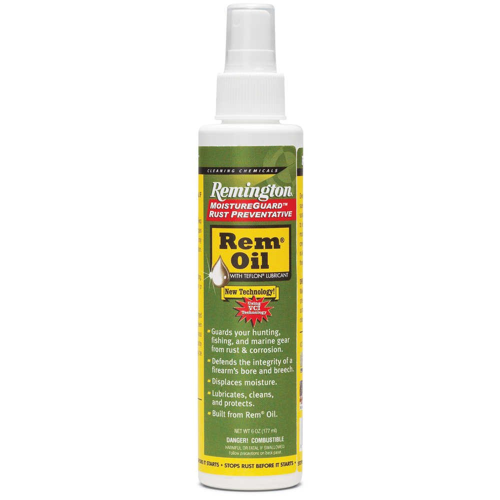 Remington - Rem Oil - REM OIL WITH MOISTUREGUARD 6OZ PUMP for sale