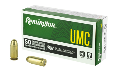 REM AMMO UMC .45ACP 230GR. FMC ROUND NOSE 50-PACK - for sale