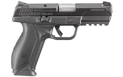 RUGER AMERICAN 9MM LUGER FS 17-SHOT BLACK MATTE SYN - for sale