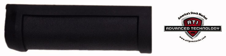 ADV. TECH. FOREND STANDARD FOR MOST 12GA. PUMPS BLACK SYN - for sale