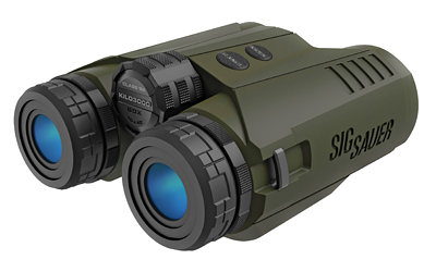 SIG OPTICS LASER RANGEFINDING BINOCULAR KILO300BDX 10X42 OD - for sale