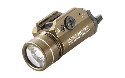streamlight - TLR-1 HL - TLR 1 HL FDE BRN for sale