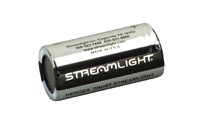streamlight - CR123A - LITHIUM CR123 BATTERIES 6PK for sale