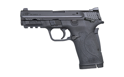 S&W SHIELD M2.0 M&P .380ACP EZ BLACKENED SS/BLK THUMB SAFETY - for sale