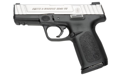 "S&W SD40VE 40SW 10RD 4"" DT FS 2MAGS - for sale"