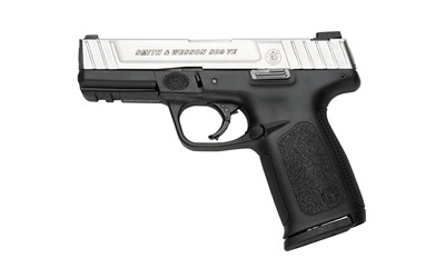 "S&W SD9VE 9MM 10RD 4"" DT 10.5# 2MAGS - for sale"