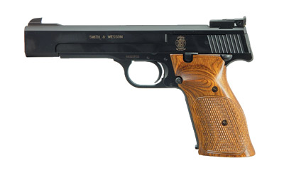 "S&W 41 5.5"" 22LR BL HB - for sale"