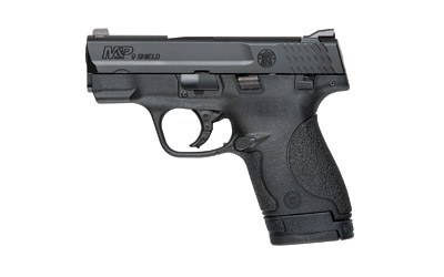 "S&W SHIELD 9MM 3.1"" BLK 7&8RD TS - for sale"
