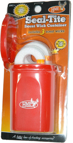HME SCENT WICKS BIG DIPPER W/SEALABLE CONTAINER - for sale