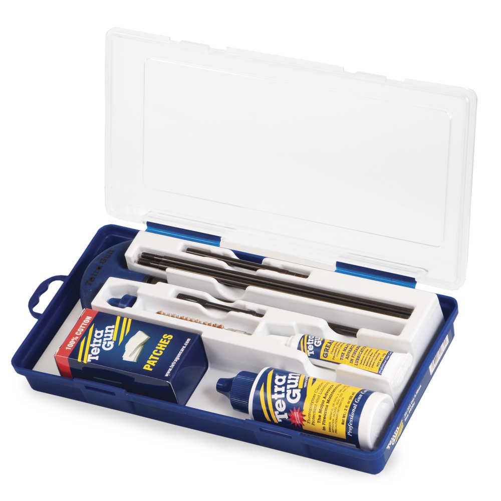 tetra gun care - ValuPro III - .22/.223 CAL./5.56MM RIFLE CLEANING KIT for sale