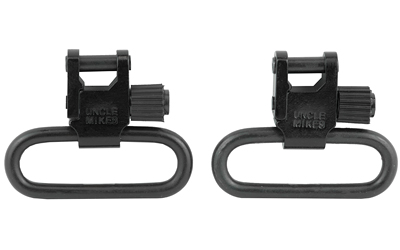 uncle mike's - Standard Swivels - QDSS BL 1.25IN SLING SWIVEL for sale