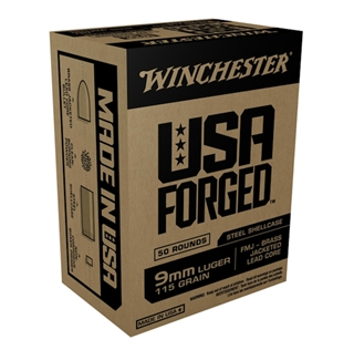Winchester - USA Forged - 9mm Luger for sale