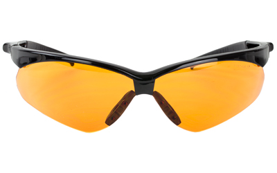 WALKER'S CROSSHAIR SPRT GLASSES AMBR - for sale