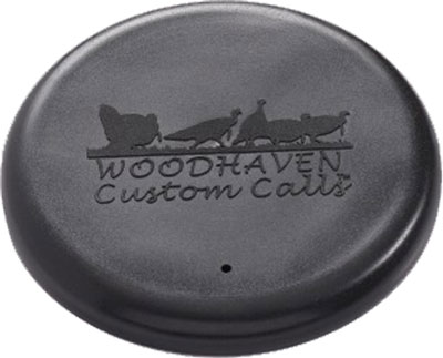 WOODHAVEN CUSTOM CALLS SURFACE SAVER LID BLACK FOR POT CALLS - for sale