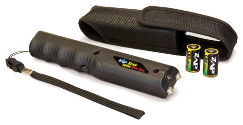 PS ZAP STUN STICK/LIGHT 800,000 BLK - for sale
