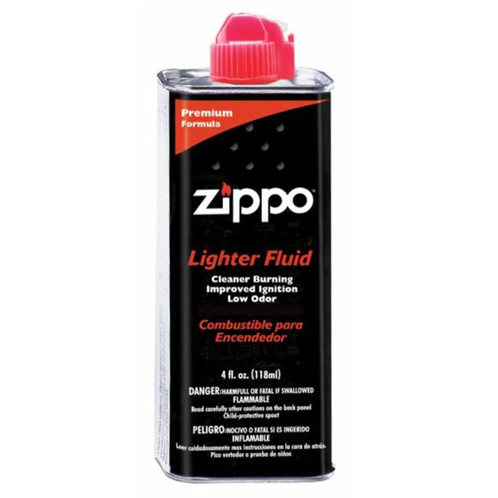 zippo - 3341 - LIGHTER FLUID - 4 OZ for sale